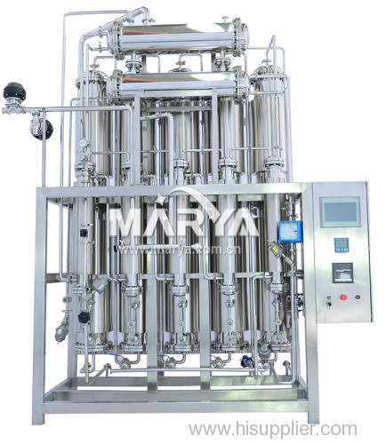 Pharmaceutical Multi-effect water distiller
