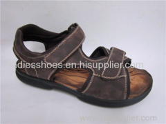 magic tape fahsionmen beach sandals