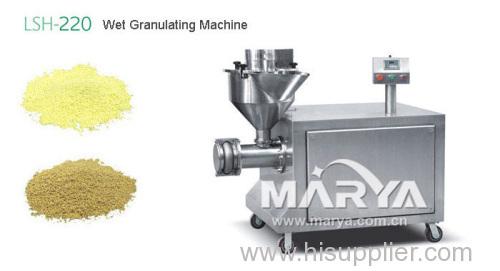 Pharmaceutical Wet Granulating Machine