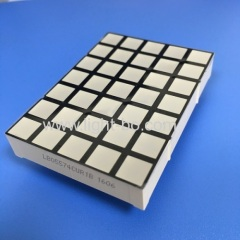 5*7 square dot matrix ;square dot matrix led display; led square dot matrix