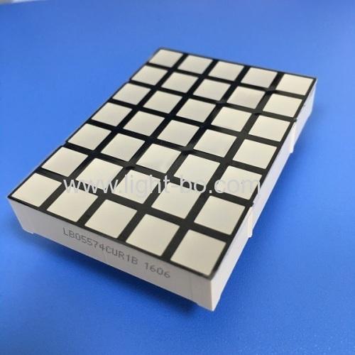 5*7 square dot matrix ;square dot matrix led display; led square dot matrix