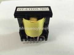 transformador de alta frecuencia ETD29 serie