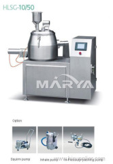 Mixing and Granulating Machine