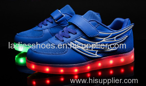 Hot-Sale New Design Led Shoe with color for men