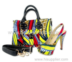 New Collection Ladies Shoes with Bags
