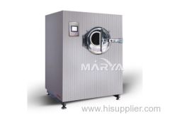 Pharmaceutical Poreless Coating Machine