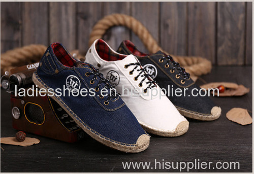 new style men lace casual shoes