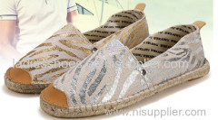 hot selling fashion men espadrilles men casual shoe