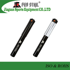 Customized Bicycle Parts Micro High Pressure Bike Pump With Gauge