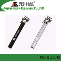 Pocket Alloy Double Action Bicycle Hand Air Pump with High Pressure