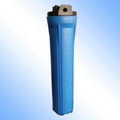 20 ' ' blauen Filtergehäuse