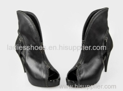fashion high heel new design customed women boot