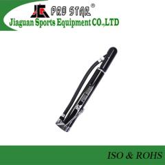 Well Designed Aluminum 6063 CNC Machine Bike Floor Pump
