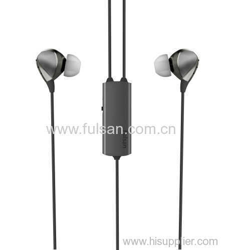 Intelligent active noise-reduction HIFI earphones