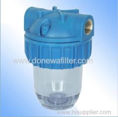 canister filtro de água de 5 ''