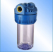 5'' clear filter canister