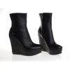 New low MOQ china Extreme high heel boots and booties/women short boots
