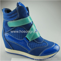 Fashion Ladies Boots With Lace up