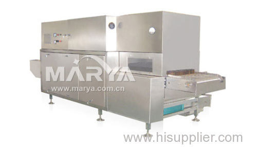 Pharmaceutical Hot Air Circulation Drying & Sterilizing Machine for Oral Liquid Bottle