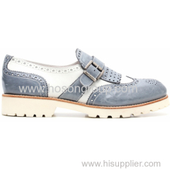 New Collection Women Causal Shoes with Buckle