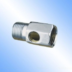 Feeding water adapter valve