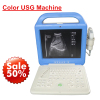 Powerful USG Machine/Handheld Ultrasound Scanner/ CE Ultrasonic Machine/ISO Echo Device/ Sonography Ultra sonic Machine