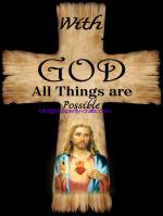 Religious Cross / Crucifix