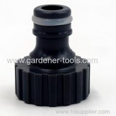 plastic water hose tap adaptor