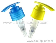 Lotion pump screw pump 28/410