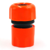 "Plastic 3/4"" water hose pipe quick connector"