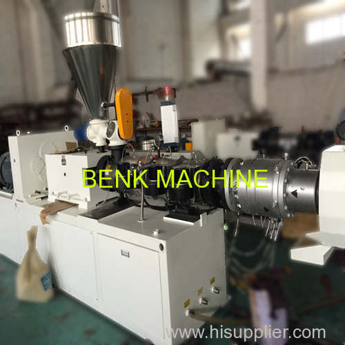 50-160mm PVC Pipe Extrusion line with SIEMENS motor