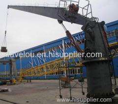 Marine Deck Lifting Crane