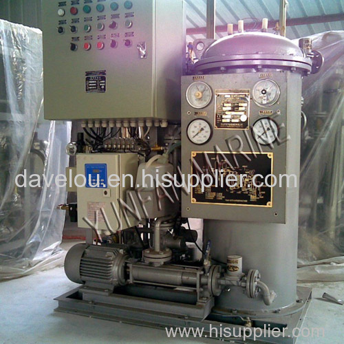 Marine Oil Water Separator