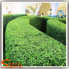 Garden vertical green wall factory price grass wall decor decoration beautiful fake grass for crafts