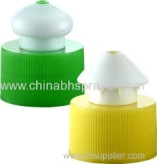 Non spill Plastic Bottle Cap for water bottle