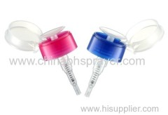 plastic nail polish remover bottle pump