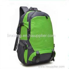 중국 공급 업체 45L 용량 남자는 방수 여행 가방 배낭