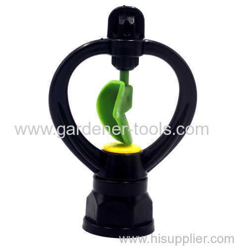 Plastic Butterfly Sprinkler Head Micro Irrigation