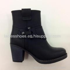 new style fashion hgih heel boots ankle heel women boot