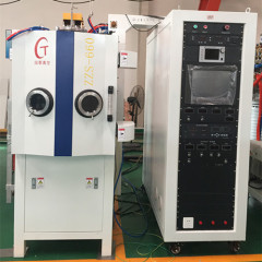 Optical Coating Equipment For Scratch Resistant Coating