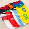 football team dog clothes/pet products/ dog /pets /dog sports clothes