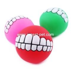 NEW DESIGN pet toy ball/ pet ball/ dog training ball