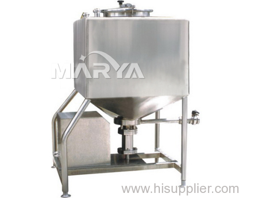 Pharmaceutical High speed emulsification tank