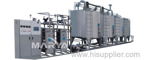 Full automatic Separated Type CIP Cleaning System