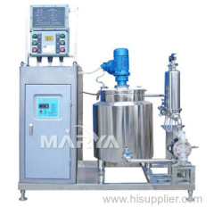 Perfume Preparation Machine Used in Cosmetics Industry