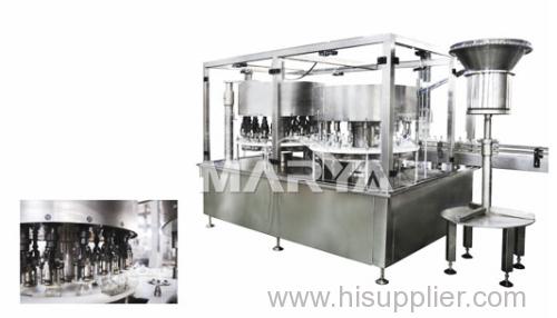 Pharmaceutical Capping Machine for Glass Bottle I.V. Solution Line
