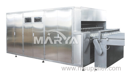 Pharmaceutical Glass Bottle Washing Machine for IV infusion production line