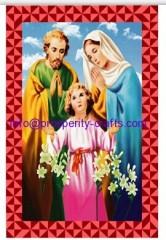 Plastic / PVC Religious Frame