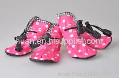 Waterproof Dog Rain Shoes