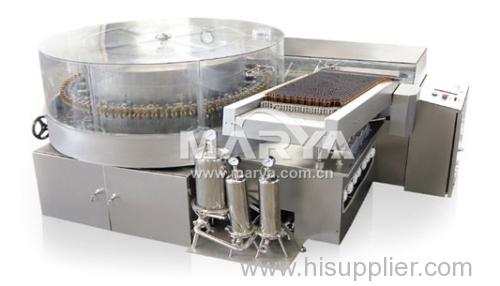 الأدوية فيال حقنة عن طريق الفم السائل زجاج زجاجة آلة الغسل